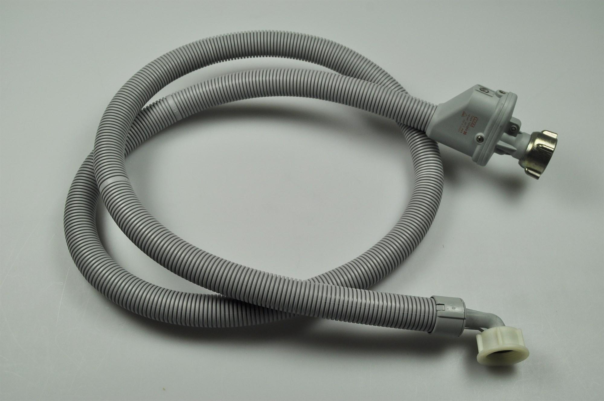 Omtyckta Aquastop-slang, Universal diskmaskin - 2500 mm JU-22