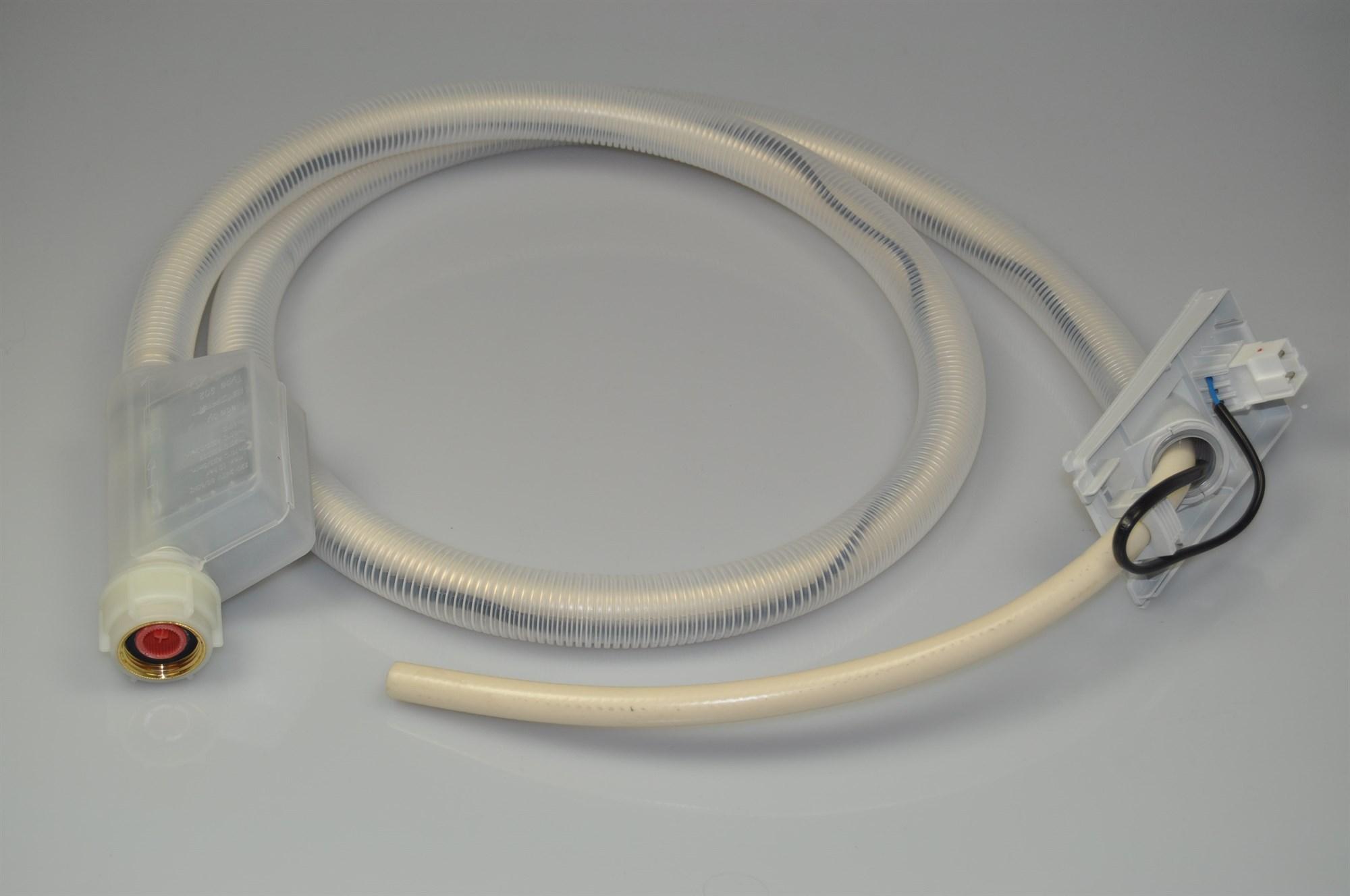 Fräscha Aquastop-slang, Bosch diskmaskin QM-76